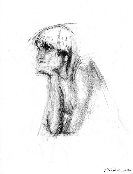 Nude N°3 - Pierre VASTCHENKO