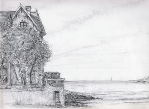 Saint Palais sur mer - France