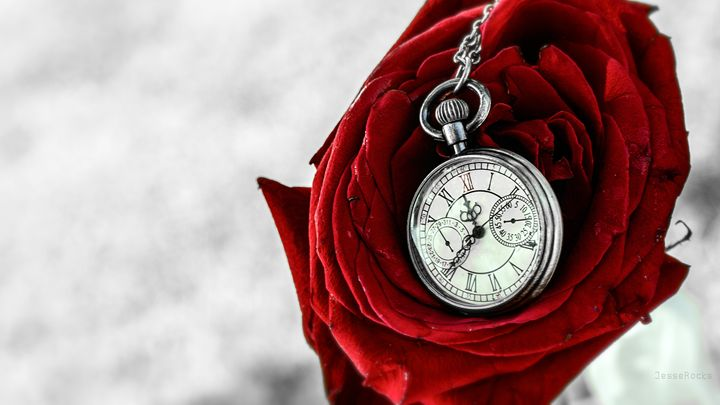Time is Beauty and Death - Jesse Redheart