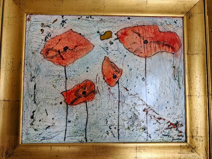 Poppies are there - Ecologiestudios