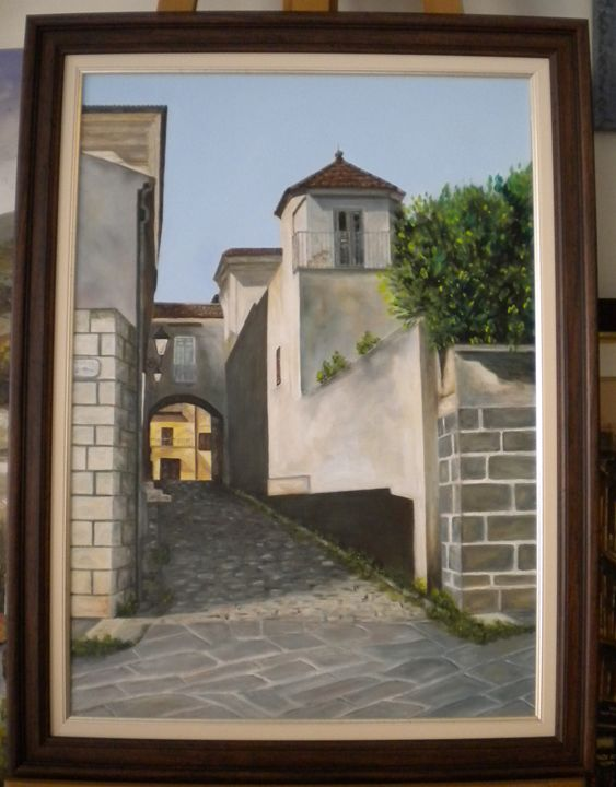 PORTA SANT' ANTOLINO, MELFI, ITALY - ATELIER VENEZIA