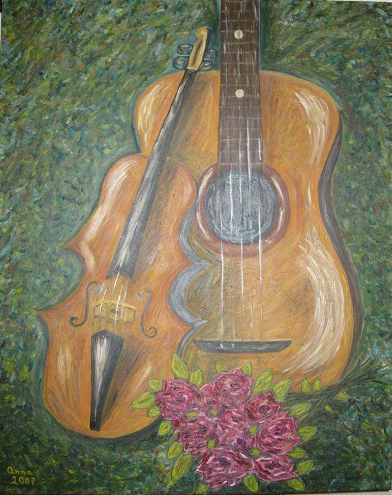 Guitar & Violin - ATELIER VENEZIA