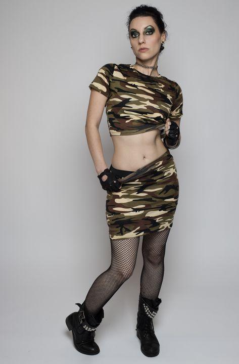 Camouflage - Eden Celeste