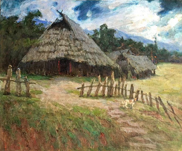 Old Village - Wumu Gallery