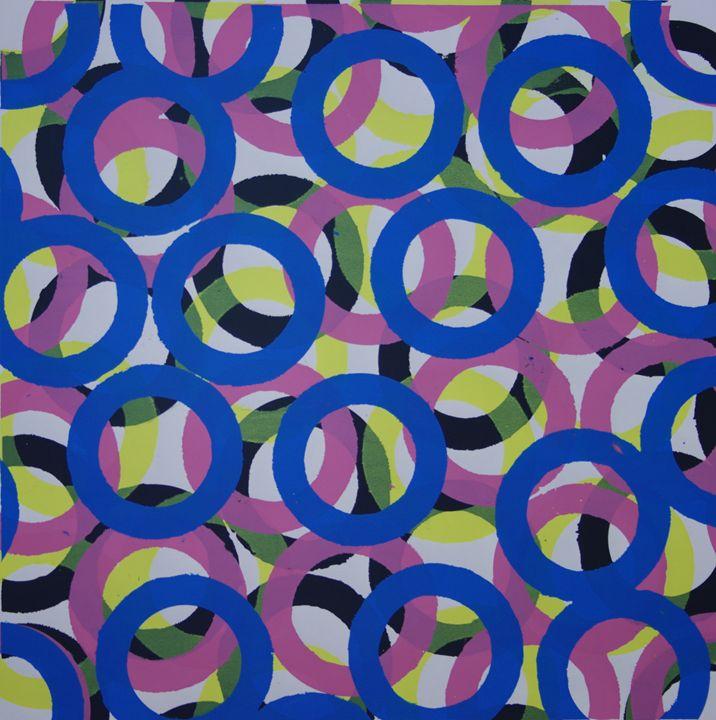circles - Colin Bentham