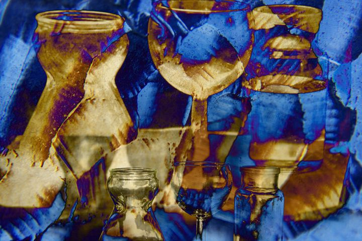 Glass and Jars Defference - Colin Bentham