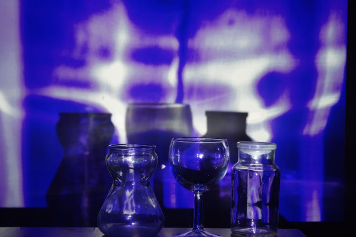 Glass Refraction - Colin Bentham
