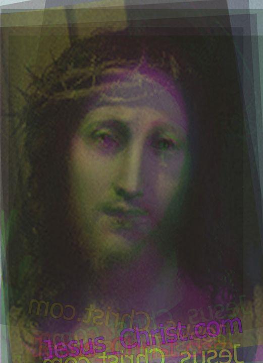 Jesus Christ.com - Colin Bentham
