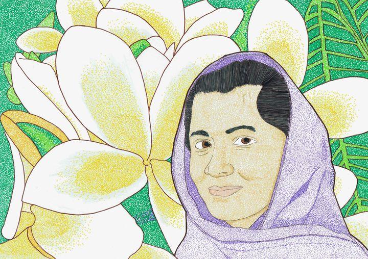 Malala Yousafzai - Colin Bentham