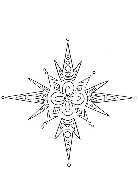 True North - Inkling Art Creations