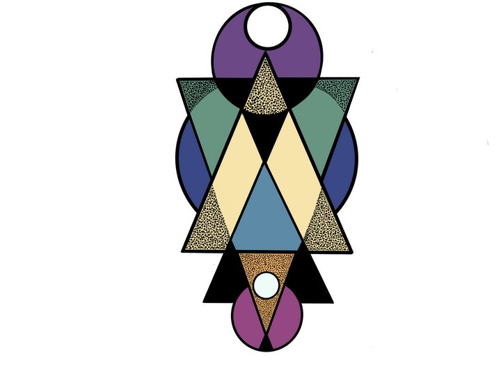 Geometry - Inkling Art Creations