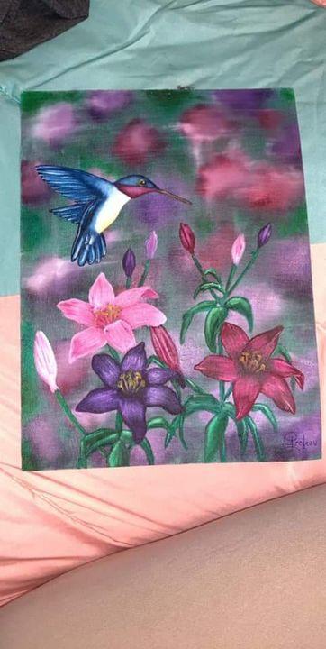 Hummingbird - Groleau's orignials