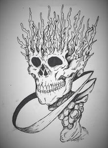 alien skull king