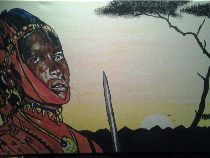 The Massai - Nige
