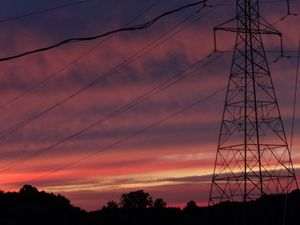Electrical Sunset