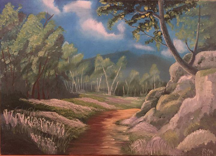 path way - Rim Dhouib