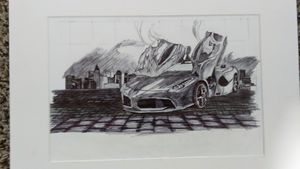 Ferrari - CarArt