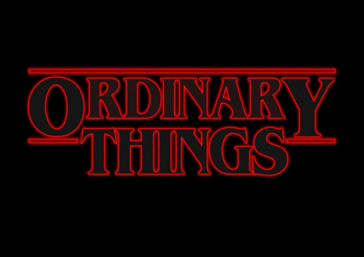 Ordinary Things - Ypalis