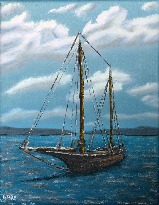Adrift - G.V.Piro