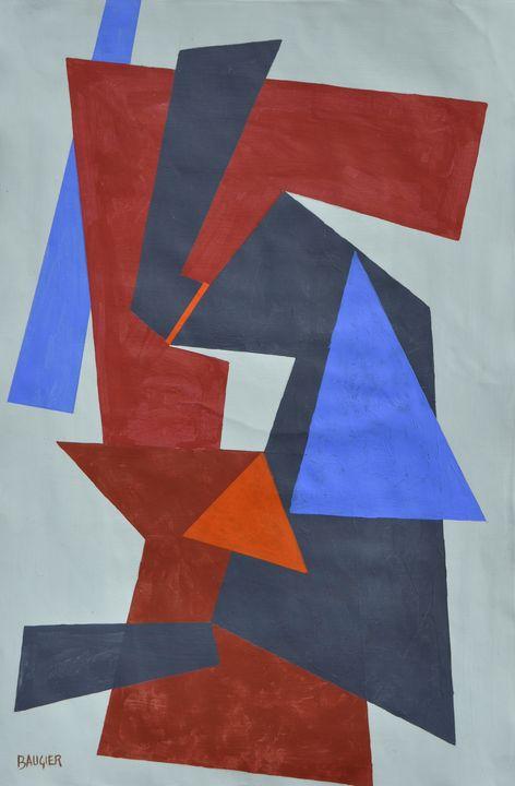 composition N°1232 - Galerie BAUGIER