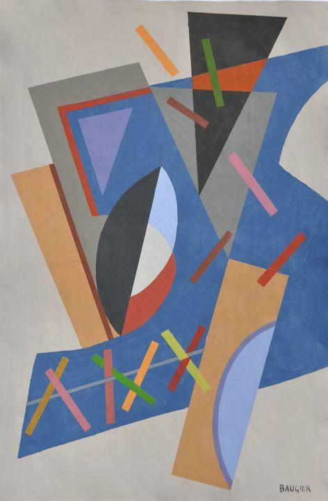 composition N°1235 - Galerie BAUGIER