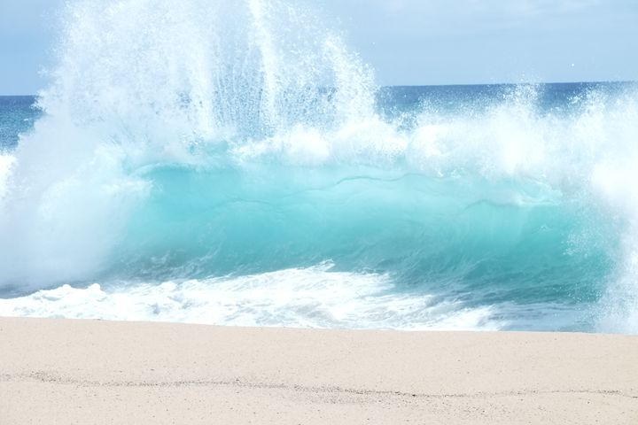 Beautiful Wave - Chris Crooks Photography