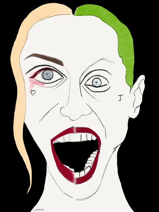 Joker and Harley Quinn - Mehar Anaokar
