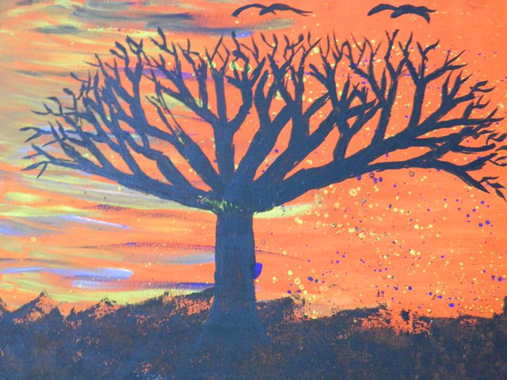 Sunset glory - Jess