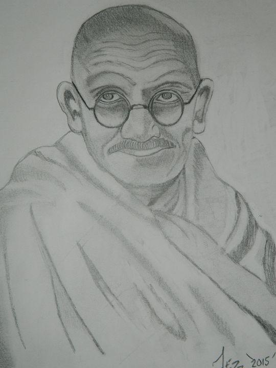 Mahatma Gandhi - Jess
