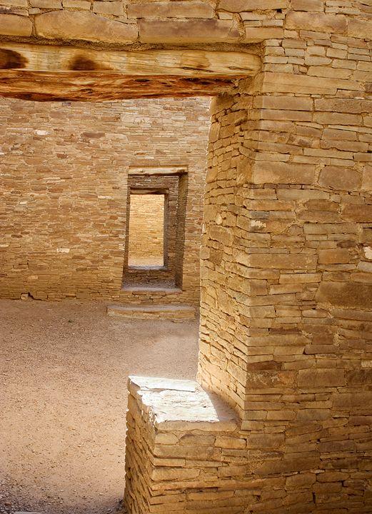 Chaco Canyon doord - StevenRalserPhoto
