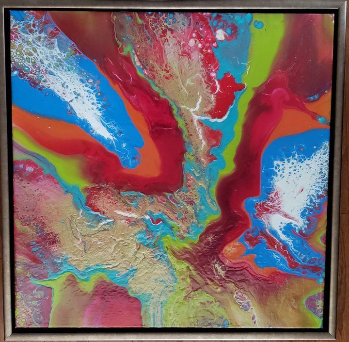 A River Runs Through - Vahle Art