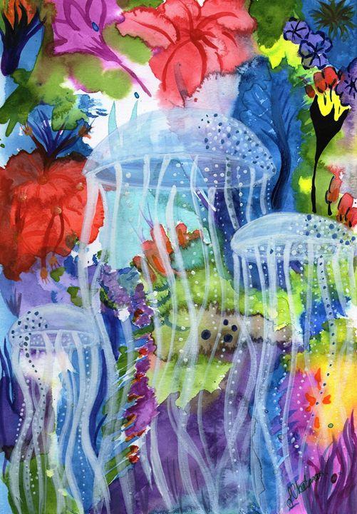 Jellyfish - Art philosophy