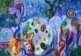 Original Watercolour, Under the Sea