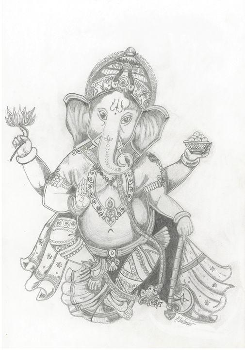 Ganesh - Art philosophy