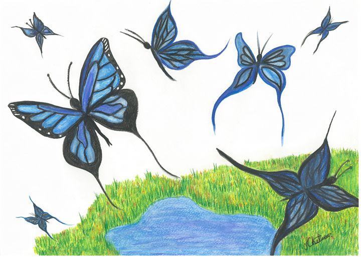 Flutterby - Art philosophy