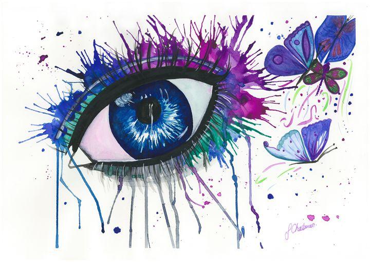 From the Eye - Art philosophy