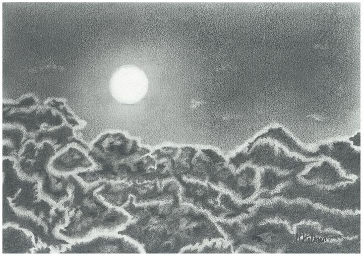 Night Sky - Art philosophy