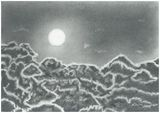 Original Drawing of the night sky