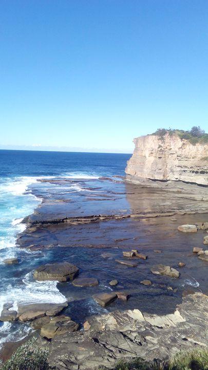 Terrigal Lookout, NSW, Australia - Art philosophy