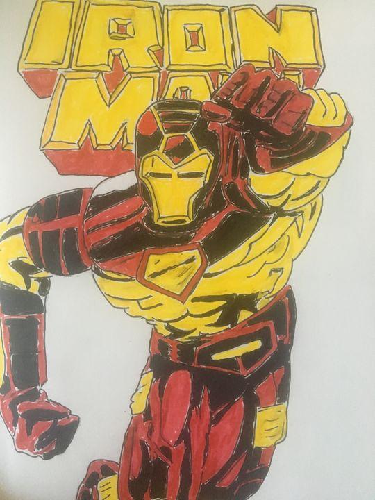 Invincible Ironman - Vaughn Resper Jr