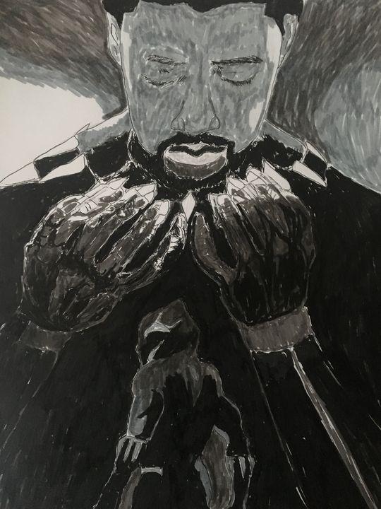 Panther's Shadow - Vaughn Resper Jr