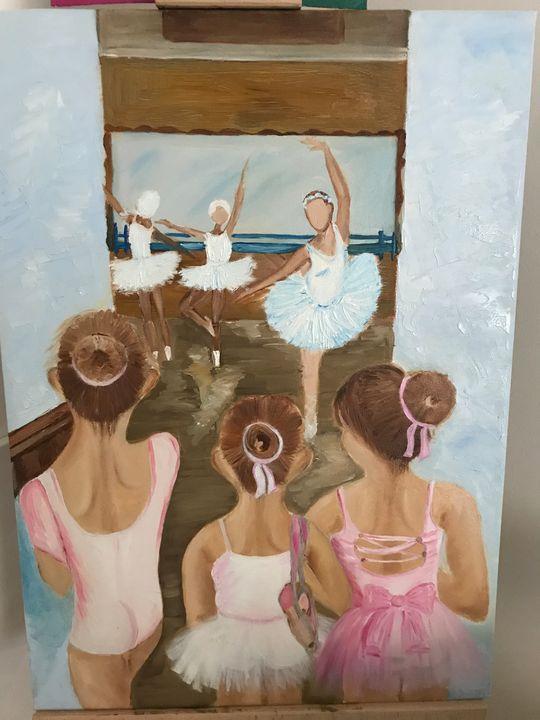 little ballerinas - Naya