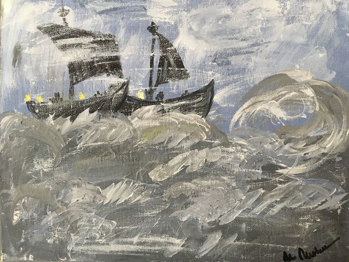 The ships. - Bijou