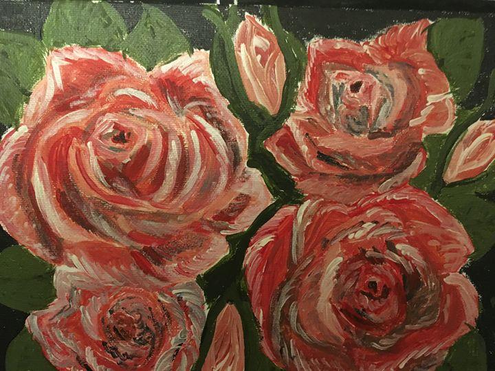 Roses - Bijou