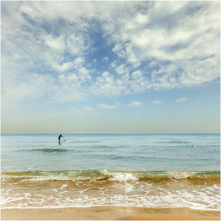 Morning at the sea - DLidiya