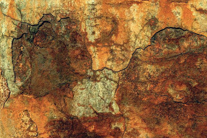 Background rust - DLidiya