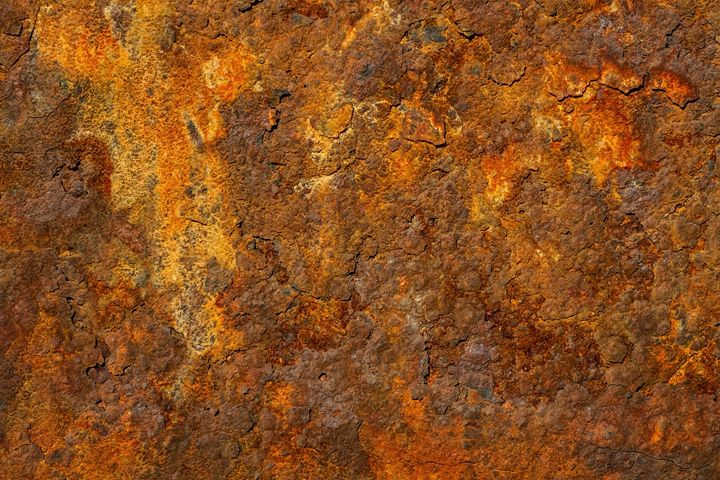 Rusty old wall - DLidiya