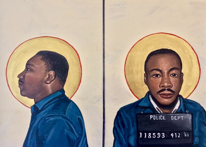 Martin Luther King Jr. - Kelly Latimore Icons