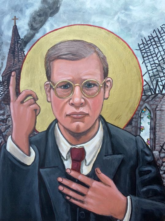 Dietrich Bonhoeffer - Kelly Latimore Icons