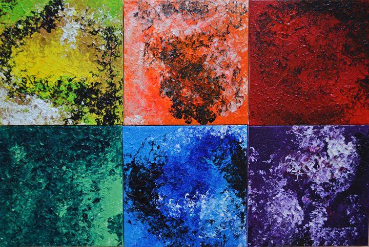 Colors - Monica Jansen